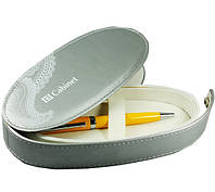 Ручка шариковая Cabinet «Summer dreams» O15355-05, корпус желтый