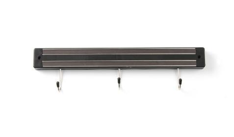 Магнітні стрічки для ножів з гачками Hendi 820209 300 мм.