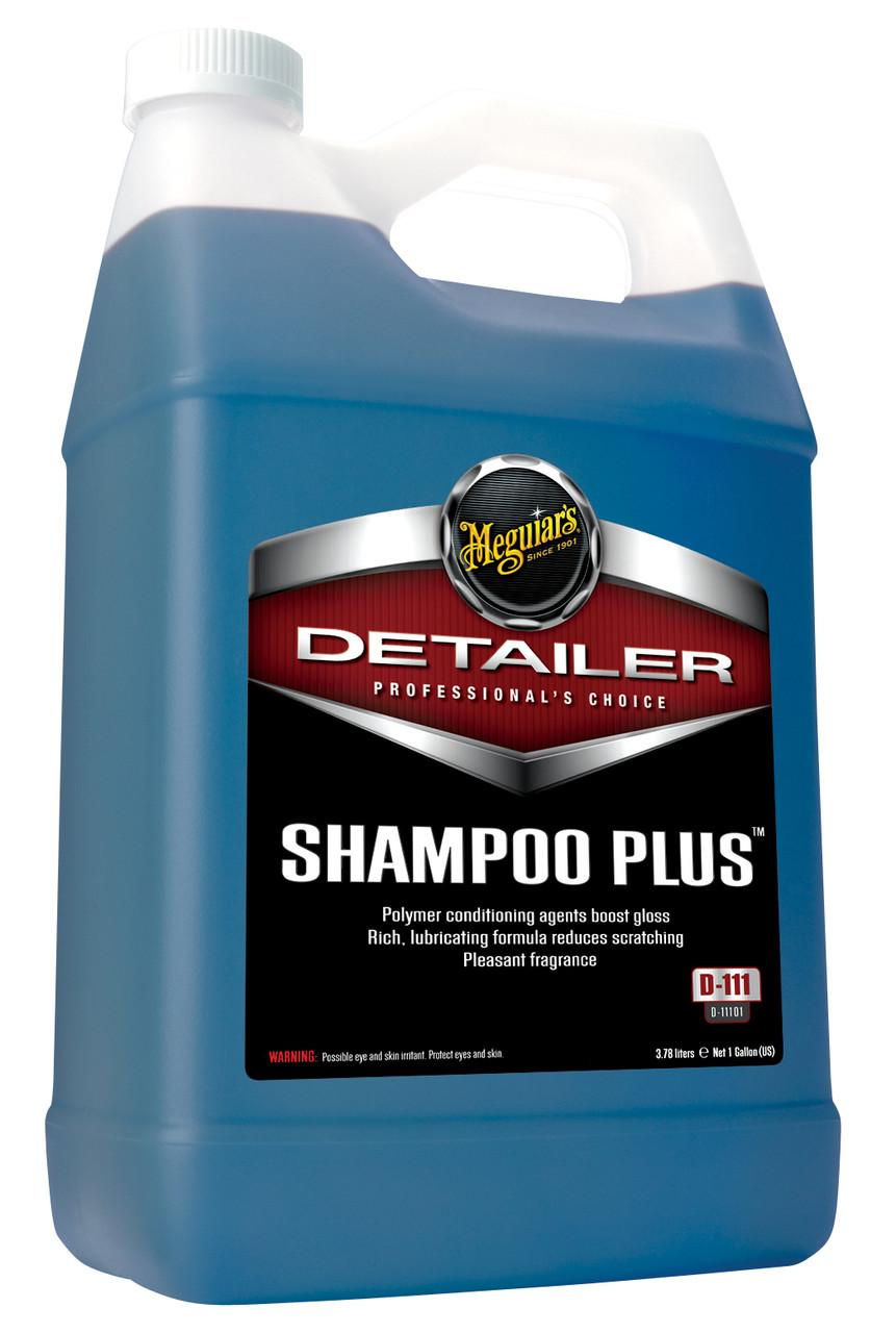 Концентрат шампунь плюс - Meguiar's Detailer Shampoo Plus 3,79 л. (D11101)
