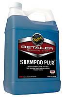 Meguiar's D111 Shampoo Plus Шампунь синий, 3,78 л