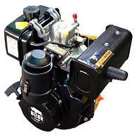 Двигатель дизельный Bizon 178F (7,0 л.с., шлицы Ø25мм, L=36,5мм)