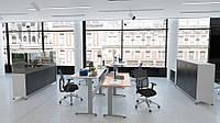 501-15-7S 180: Бюджетный офисный стол Conset для работы стоя-сидя с электроприводом
