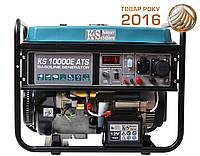 Бензиновый генератор Könner & Söhnen KS 10000E ATS
