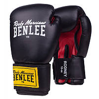 Боксёрские перчатки Benlee Rodney (194007/1503) Black, фото 1