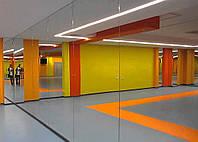 Зеркала для спортивных/фитнес залов