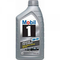 Моторное масло MOBIL 1 5W-50 1л.  Advanced Full Synthetic