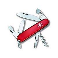 Складной нож Victorinox Tourist 0.3603, 9 элементов, выполняющих 13 функций, легкий, для всех случаев