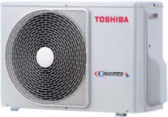 Наружный блок сплит-системы Toshiba RAV-SM564ATP-E