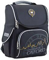 Ранец школьный ортопедический Oxford black 553294