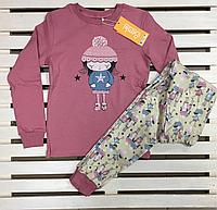 Пижама для девочки Bembi рост 134,140