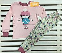 Пижама для девочки Bembi рост 122