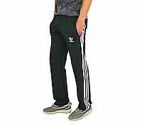 Бледно зеленые мужские спортивные трикотажные штаны ADIDAS