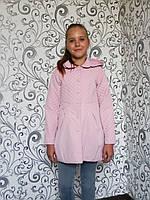 """Куртка демисезонная """"Малышка"""" пудра светло-розовый"""
