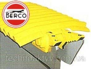 Ходовая часть гусеницы BERCO для буровых установок Grundodrill