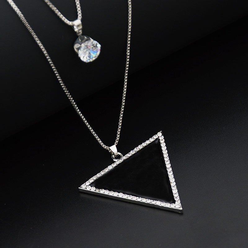 Подвеска женская Julia Triangle