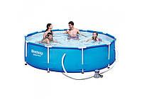 Каркасный бассейн Bestway 56408 (305 х 76 см)