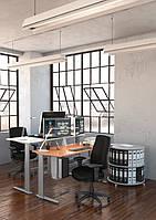 501-25-7S 152: Офисный стол Conset с электро-регулировкой высоты (увеличенная жесткость рамы, недорого)