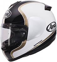 Мотошлем Arai Axces II Dual белый черный золото M