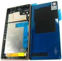 Корпус Sony D6603 Xperia Z3 Copper