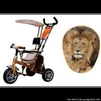 Велосипед Azimut BC-15AN Safari КОЛЕСО ПЕНА