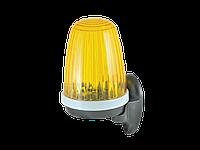 Сигнальна лампа  для ворот и шлагбаумов An Motors F5002 230В