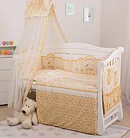Детские постельные наборы Twins Comfort Зайчики на полосках, фото 1