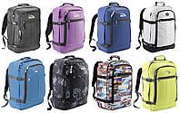 Рюкзак сумка для лоукостов Cabin Max Backpack  Flight Low Cost Approved 55 х 40 х 20 см.