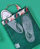 Жіноча пляжна Сумка (Зелена) / Женская пляжная Сумка (Зеленая), фото 2