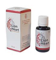 Капли Lion Heart (Львиное Сердце) от гипертонии, 30 мл