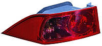 Фонарь задний для Honda Accord 7 '03-05 левый (DEPO) внешний