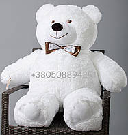 Мягкая игрушка Белый плюшевый мишка 110 см в Запорожье
