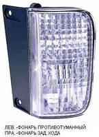 Фонарь задний для Opel Vivaro '02-07 левый (MM) в бампере