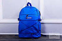 Рюкзак мужской портфель Supreme супреме синий