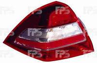 Фонарь задний для Renault Megane седан '06-08 левый (DEPO)