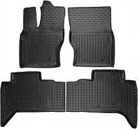 Полиуретановые коврики для Range Rover Sport II (L494) 2014- (AVTO-GUMM)