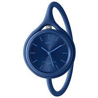 Часы наручные TAKE TIME голубой силикон Ø 3 cm арт LM112B