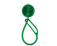 Часы наручные TAKE TIME зеленый силикон Ø 3 cm арт LM112V4