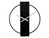 "Часы настенные ""Carl""/58,2 cm /дерево/метал/черный арт 3195ZW"