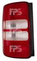 Фонарь задний для Volkswagen Caddy 11- левый (DEPO) 1 дверь