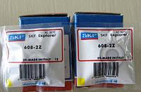 Подшипник 608 2RS, 608 ZZ, 180018, 80018 шариковый радиальный