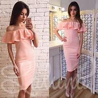 Весенне - осенние Демисезонное платье Стелла GN-1015