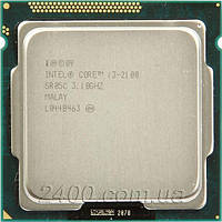 Процесор Intel Core i3-2100 3.1GHz/3MB/NoTurbo Socket 1155