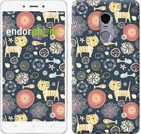 "Чехол на Xiaomi Redmi Note 4 Котята v4 ""1224c-352-2911"""