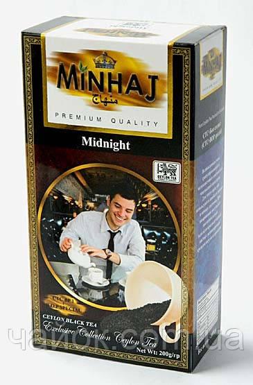 Чай Minhaj Midnight  (Для Полуночников) 100 гр