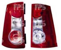 Фонарь задний для Dacia Logan MCV '07-10 правый (DEPO)