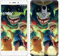 "Чехол на Xiaomi Redmi Note 4 Adventure Time. Mushroom War ""2446c-352"""
