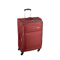 Чемодан Carry:Lite Contrast Burgundy (M)