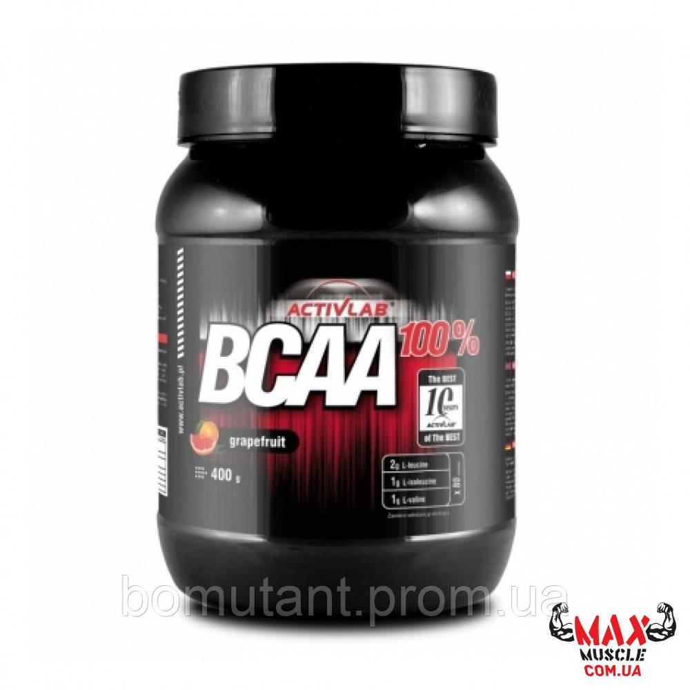 BCAA 100% 400 g grapefruit