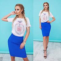 abeabcfa982 Синяя женская юбка в Украине. Сравнить цены