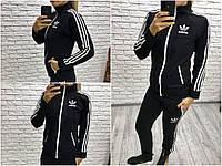 """Спортивный костюм """"BLACK ADIDAS"""" женский"""